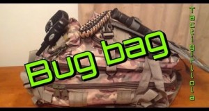 My bug out/camping bag….ideas on things I might need