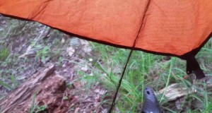 My new hammock tent…. Nube Camping Shelter. Quick review