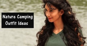 Nature Camping Outfit Ideas – Indian Youtuber
