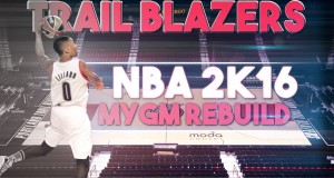 ★ NBA 2K16 Trailblazers MyGM – Summer League, Training Camp, New Faces! [Episode 16]