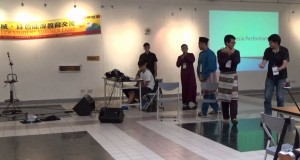 NCUT Summer Camp 2015 – farewell party Malaysian performance