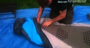 Oex sleeping bags and self inflating equipment