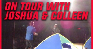 On Tour with Joshua & Colleen (Miranda Summer Camp)