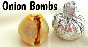 Onion Bombs Recipe – Inspire To Cook