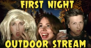OUTDOOR CAMPING STREAM – First Night!