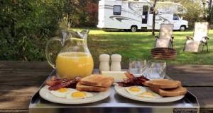 Outdoor Cooking: Camp Breakfast