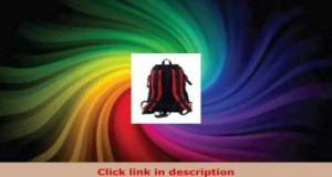 Outdoor Gear 1123 BackpackRucksack Camping Hiking Sports Travel Bag  BlackRed