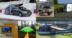 Outdoor living: Top RVs, campers and tents of 2014 Part 2