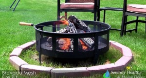 Outdoor Steel Firebowl Backyard Camping Firepit Fire Pit Design Fire Features