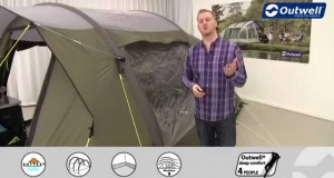 Outwell Clipper L Tent | Innovative Family Camping