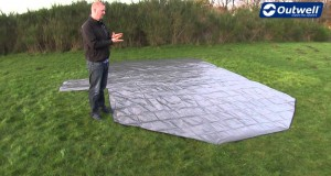 Outwell Tent Footprint | Innovative Family Camping