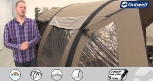 Outwell Tent Harrier XL | Innovative Family Camping