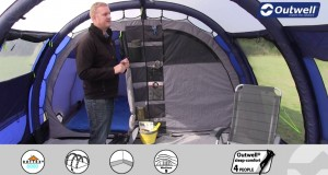 Outwell Tomcat LP Tent | Innovative Family Camping