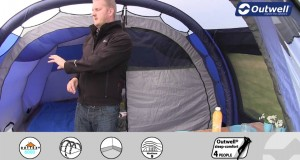 Outwell Tomcat MP Tent | Innovative Family Camping