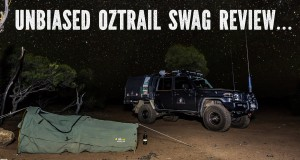Oztrail Mitchell King Swag review, 4×4 camping