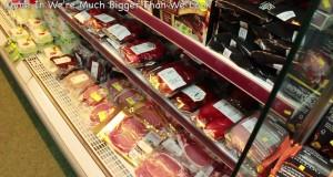 Park Foot Mini Market Shop Ullswater Pool Bridge Caravan Camping Equipment Groceries Meats Gifts