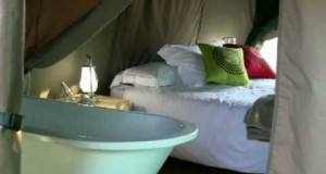 Pilanesberg National Park, South Africa, Chiefs Luxury Mobile Safari Camp..mpeg