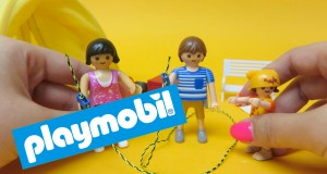 Playmobil 5435 Summer Fun Family with Camping Tent Review