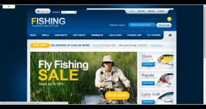 PrestaShop Theme 1 6 Fishing, camping and fish equipment stores