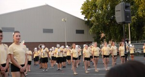 Purdue All-American Marching Band 2015 End of Summer Band Camp