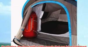 Quechua Waterproof Pop Up Camping Tent 2 Seconds XL AIR II 2 Man