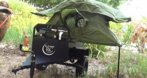 RC4WD BIVOUAC 1/10 M.O.A.B camping Trailer with TENT