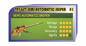 Respawnables Summer Camp 2 Trial 4 : Try Get Semi Automatic Sniper  #1