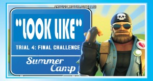 "Respawnables Summer Camp 2 Trial 4: Final Challenge ""LOOK LIKE"" ( sorry im  not accurate )"