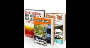 RV Camping BOX SET 3 IN 1: 100 Proven Tips & Hacks On How to Live Fully And Feel Great in  EBOOK