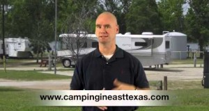 RV camping East Texas- Lake Palestine Resort- Tyler Texas