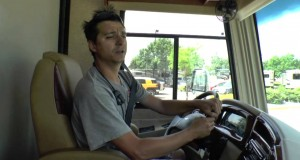 RV Camping How to Park a Class A Berthoud Colorado 1 of 2