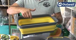 """Set de utensilios """"Collaps"""" para el #Camping #Caravaning #Outdoor"""