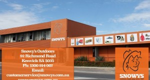 Snowy's Outdoors – REVIEW – Adelaide Camping & outdoor Reviews