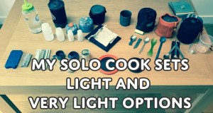 Solo Cook Sets For Hiking, Bushcraft & Camping – Medium and Light Weight Options
