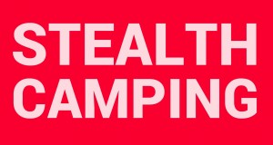 STEALTH CAMPING 101 – Top 50 Stealth Camping Secrets