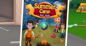 Summer Camp For Kids – iOS/Android Gameplay Trailer By Gameiva