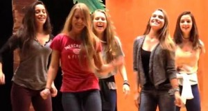 Summer Camp Talent Show – Group Dance