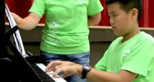 Summer Camp Talent Show – Piano