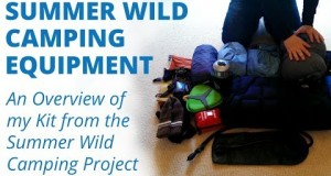 Summer Wild Camping Equipment: An Overview of the Kit