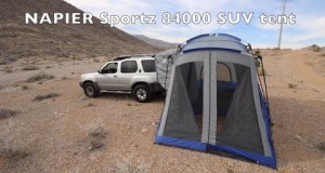 SUV tent by NAPIER outdoors :Mixflip's overview
