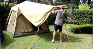 The Backyard Campout – a great way to try camping for the first time.