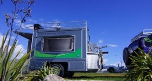 The Ecombo camping trailer