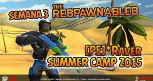 The Respawnables – Summer Camp 2015 [Semana 3]