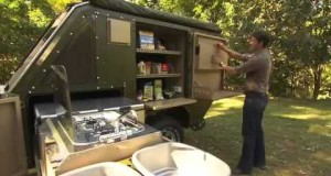 The Swiss Army Knife Camping Trailer