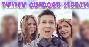 TWITCH OUTDOOR STREAM!