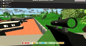 Unturned : A Sniping Gameplay And Some Sniper Camping Annotations Tips
