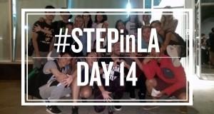 Vlog ♥ LAtitude Summer Dance Camp ♥ Day 14 (1-Aug)