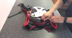 West Biking Cycling Mini Bicycle Backpack Bike Bag Outdoor Sports Rucksack For Camping Hiking Runnin