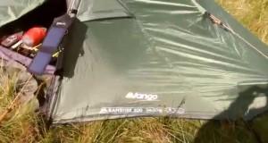 wild camping 2014 north wales uk
