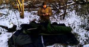 Winter Camping- DIY Sleep System